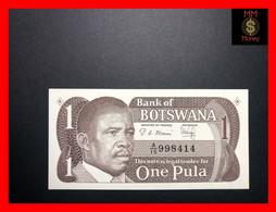 BOTSWANA  1 Pula 1983  P.  6    UNC - Botswana