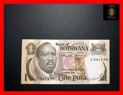 "BOTSWANA  1 Pula 1976  P.  1   ""scarce Note""   UNC - Botswana"