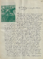Porto - Gaia - Carta Manuscrita - Portugal - Portugal
