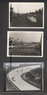 Circuito Monza Curva Parabolica Da Archivio Fotografico E 2 Foto Con Auto In Partenza Cars Auto Wagen Anni 60 E 70 - Automobili