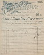 Porto - Factura De 1911 Do Armazém De Drogas - Publicidade - Portugal - Portugal