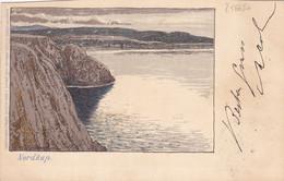 25668# NORDKAP CAP NORD NORVEGE NORWAY Obl COLN 1903 KAYL GRAND DUCHE DE LUXEMBOURG SCANDINAVIA SCANDINAVIE - Norway