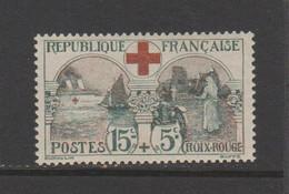 Au Profit De La Croix-Rouge: Infirmière - Unused Stamps