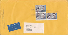Australian Antarctis Territory ATT Cover Sent To Denmark Melbourne 26-10-1996 - Cartas