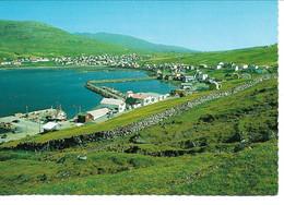 Faroe Islands - Sørvagur On Vagur. # 01936 - Islas Feroe