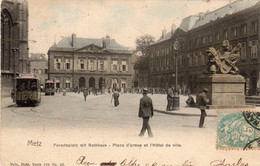 Metz - Nels - Place D'armes - Metz