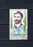Timbre Oblitére 1974  D'Afars Et Issar  P.A N° 97 - Usati