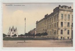 Kromeriz  , Synagoga , Synagogue , Judaica, Judaika - Repubblica Ceca