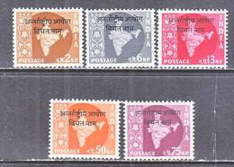 INDIA   VIETNAM   6- 10  *  STAR Wmk. - Military Service Stamp