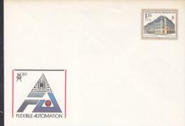 DDR  U 9, Postfrisch, Leipziger Frühjahrsmesse 1989 - Umschläge - Ungebraucht