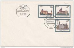 DDR U 2, Gestempelt, Mit Stempel: Berlin 1085 5.9.1985 - Umschläge - Gebraucht