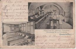 57 - THIONVILLE - PENSIONNAT DE LA PROVIDENCE - 2 VUES - Pas Courante - Thionville