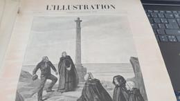 ILL 93 /LOTI ISLANDE /TENUE OFFICIERS INFANTERIE/PERSE TEHERAN HAREM ROYAL - Magazines - Before 1900