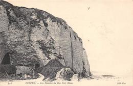 76 - DIEPPE - Les Falaises Du Bas Fort Blanc - Dieppe