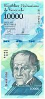 Venezuela - 10000 Bolívares - 13.12.2017 - Pick 98.b - Serie B - Simon Rodriguez - 10 000 - Venezuela