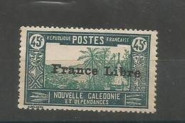 207 France Libre Sans Gomme                    (clasyveroug26) - Neufs