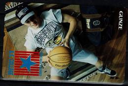 JAPAN 1993 PHONECARD BASKETBALL USED VF!! - Sport