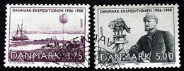 Denmark 1994 EUROPA  MiNr.1077-79 (O)  ( Lot  D 999  ) - Gebruikt