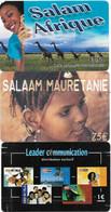 @+ Lot De 3 Télécartes  Prépayées Rares - France (1) - Prepaid Cards: Other