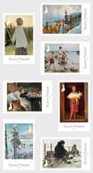 Finnlnd MNH ** 2021  Classic Finnish Paintings - Ongebruikt