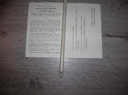 Lucie Lowagie (Leisele 1886 - De Panne 1966);Verbanck;Alderweireldt;Maelbrancke - Santini