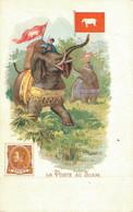 H1109 - Illustrateur - LA POSTE Au SIAM - Unclassified