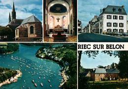 CPM - RIEC S/BELON - Multivues ... Edition Y.R.Caoudal - Otros Municipios