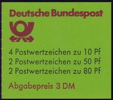 24d MH BuS 1982 - Gestempelt O - Markenheftchen