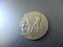 Medaille Souvenir De L'Ascension Sommet De La Tour Eiffel Paris - Unclassified