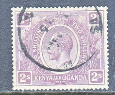 KENYA  & UGANDA   30   (o) - Kenya & Uganda