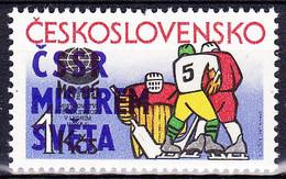 ** Tchécoslovaquie 1985 Mi 2816 (Yv 2631), (MNH) - Nuevos