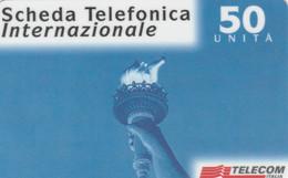 PREPAID PHONE CARD ITALIA TELECOM TZR 31/7/2000 (E77.2.1 - Schede GSM, Prepagate & Ricariche