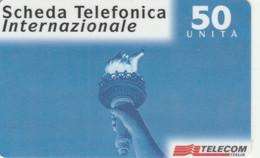 PREPAID PHONE CARD ITALIA TELECOM TZR 31/7/2000 (E77.2.2 - Schede GSM, Prepagate & Ricariche