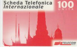 PREPAID PHONE CARD ITALIA BEA 31-5-00 TELECOM (E77.9.5 - Schede GSM, Prepagate & Ricariche