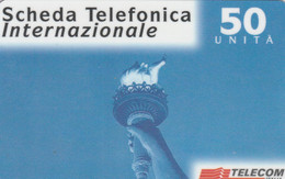 PREPAID PHONE CARD ITALIA TELECOM (E77.17.7 - Schede GSM, Prepagate & Ricariche
