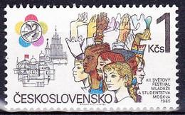 ** Tchécoslovaquie 1985 Mi 2823 (Yv 2637), (MNH) - Nuevos