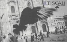 PREPAID PHONE CARD ITALIA TISCALI (E77.38.7 - [2] Tarjetas Móviles, Prepagadas & Recargos