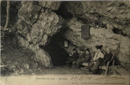 Han Sur Lesse // Entree Du Grottoes De Han (animee - Niet Standaard) 190? - Rochefort