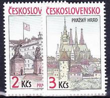 ** Tchécoslovaquie 1985 Mi 2834-5 (Yv 2645-6), (MNH) - Nuevos