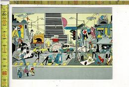 58333 - A.I.D.A. AVENUE - EVER MEULEN 1981 - Humor
