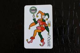 Joker- Playcards The World Joker / Carte A Jouer/ 1 Dos De Cartes Avec Publicité / Brasserie Heinken (Vert) - Autres