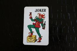 Joker- Playcards The World Joker / Carte A Jouer/ 1 Dos De Cartes Avec Publicité / Dubonnet Vin De Liqueur Au Quinquina - Autres