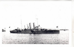 PHOTO NAVIRE DE GUERRE PRE-WW1 ORNEN AVISO-TORPILLEUR SUEDOIS - Boats