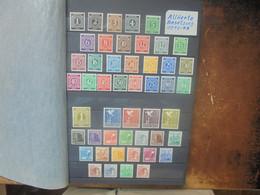 +++ALLEMAGNE+MONDE NOMBREUX THEMES+++A RECLASSER ! EN ALBUM (3272) 2 KILOS - Lots & Kiloware (mixtures) - Min. 1000 Stamps