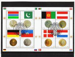 RTY625 UNO WIEN 2006 MICHL  477/84  KLEINBOGEN  MÜNZEN & FLAGGEN AKTION  Used /gestempelt SIEHE ABBILDUNG - Gebraucht