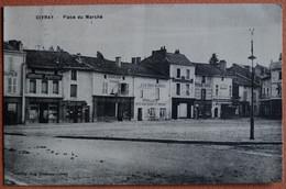-CIVRAY- Place Du Marché 1924 - Civray