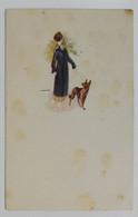 50969 Cartolina Illustrata Monestier - Donnina - Monestier, C.