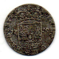 BELGIUM - SPANISH NETHERLANDS - NAMUR, 1 Liard, Silver, Year 1710, KM #12 - ...-1831