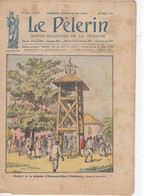 LE PELERIN 23 Octobre 1924: Abomey-Calavi Au Dahomey, Shah De Perse, Scapa-Flow, Christianisme En Norvège ... - 1900 - 1949