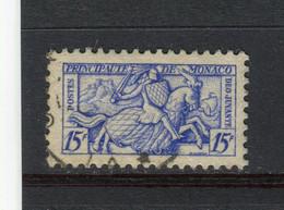 MONACO - Y&T N° 418° - Sceau Du Prince - Used Stamps